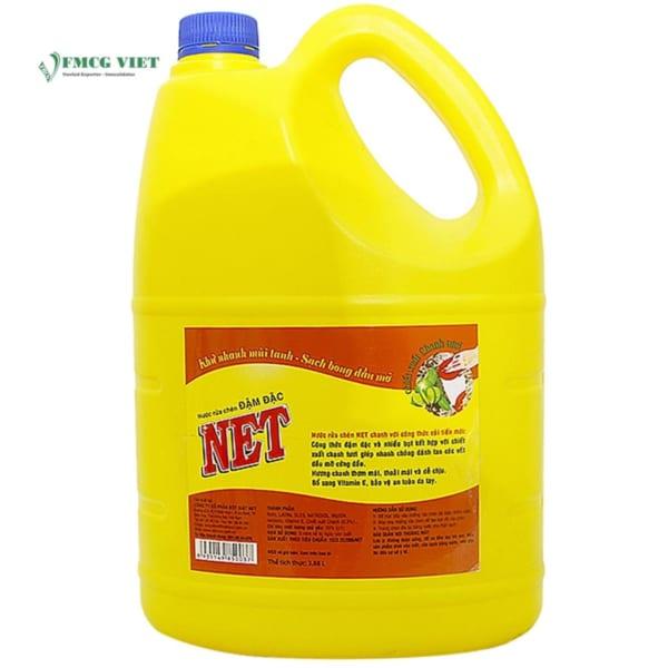 NET Dishwashing Liquid Extract Lemon 4kg