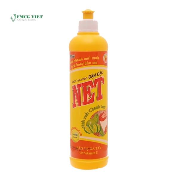 NET Dishwashing Liquid Lemon 400ml