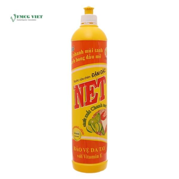 NET Dishwashing Liquid Lemon 800ml