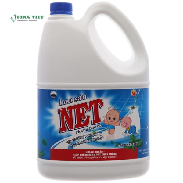 NET Floor Cleaner Mint 4kg