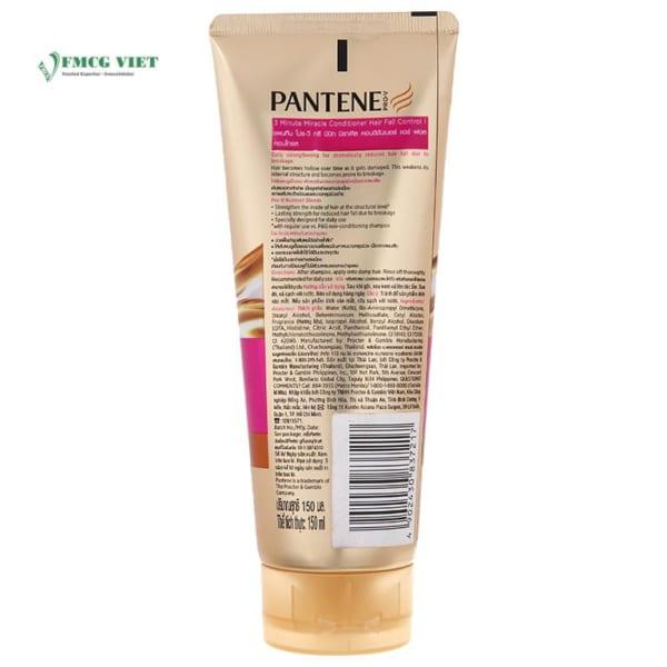 Pantene Conditioner Hair Control 150ml