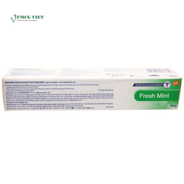 Sensodyne Toothpaste Fresh Mint 100g