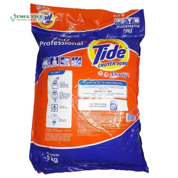 Tide Downy Detergent Powder Professional 9kg Bag