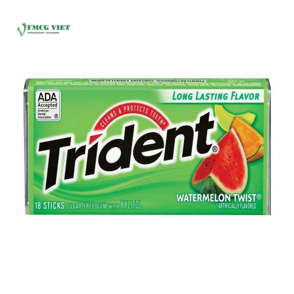 Trident Watermelon Twist 18 Sticks