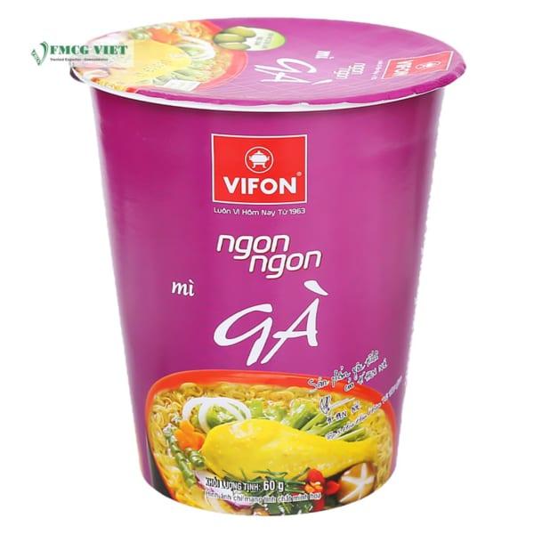 Vifon Cup Instant Noodles Chicken 75g