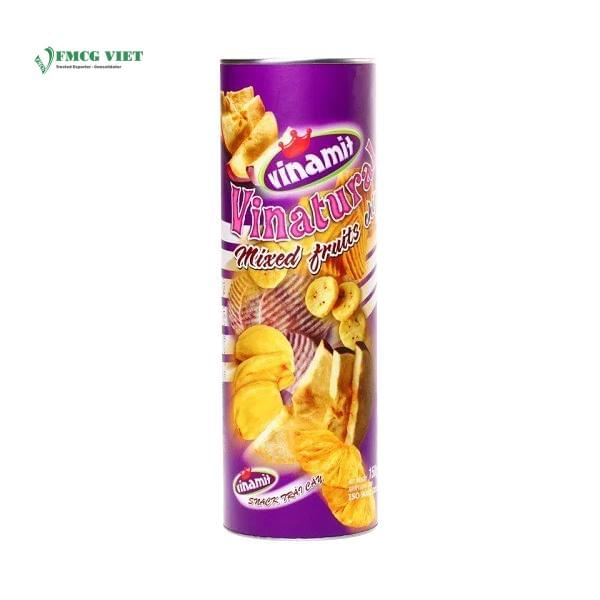 Vinamit Vinatural Mix Fruit Chips 150g