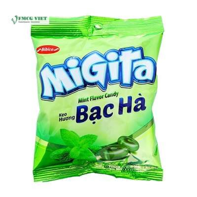 Bibica Migita Mint Flavour Candy