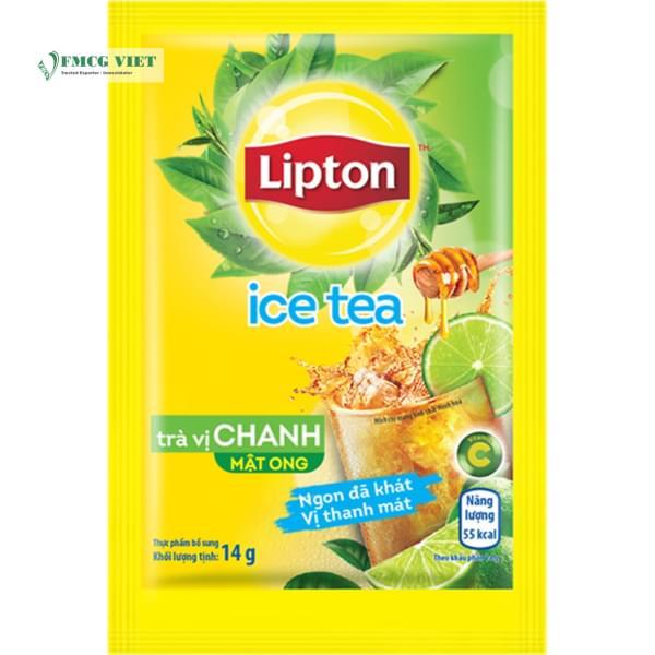 Lipton Tea Box 14g x16 Bags Ice Tea Lemon Honey Flavour