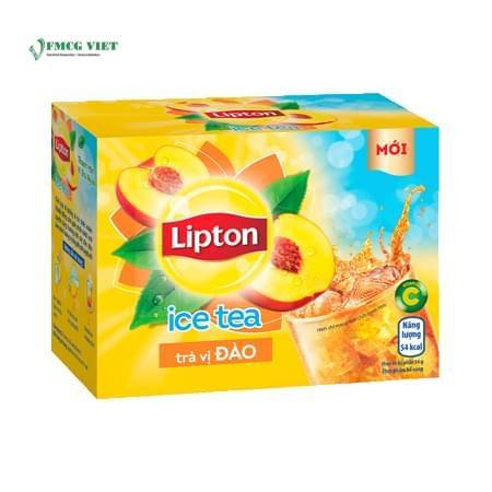 Lipton Ice Tea Peach Flavour 14g Pack 16