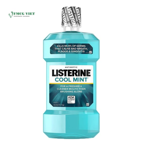 Listerine Mouthwash Coolmint 750ml