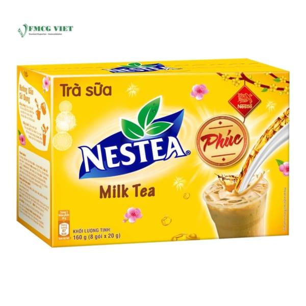 Nestea Milk Tea 160g Pack 8