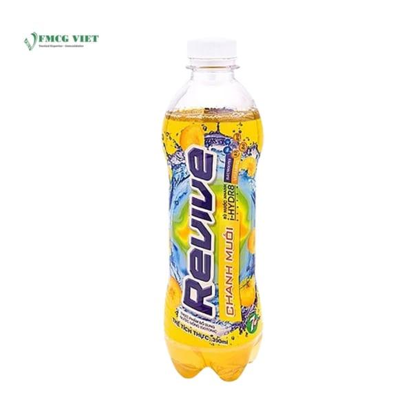 Revive Lemon Salt Softdrink 390ml Pet