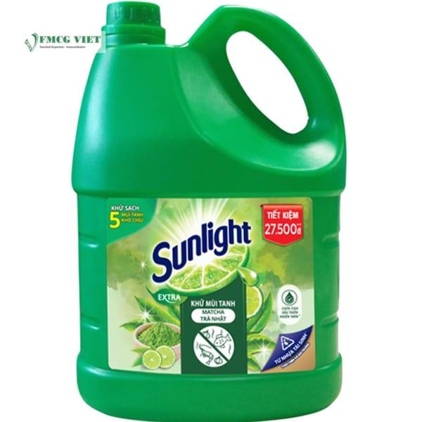 Sunlight Dishwash 3.8kg All Variants