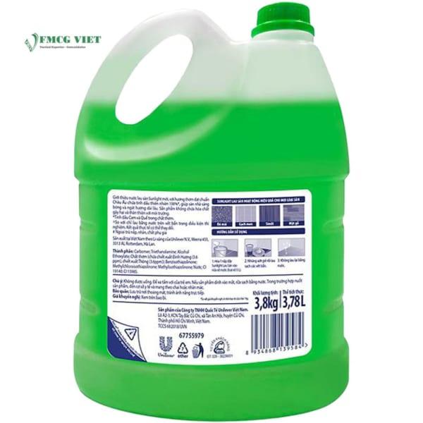 Sunlight Floor Cleaner 3.8kg 4 Variants