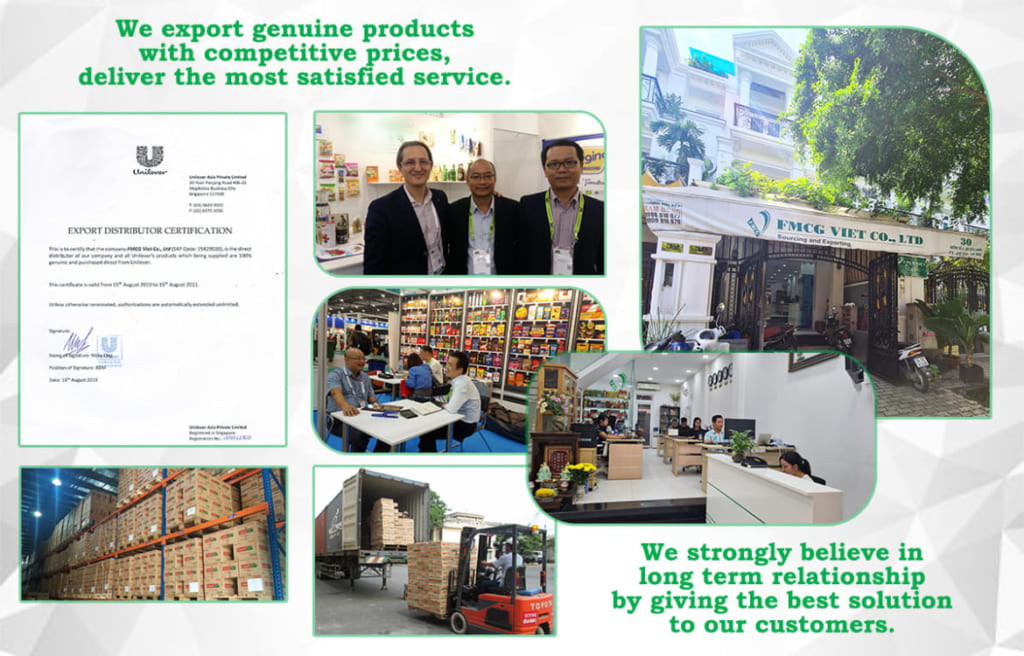 Fmcg Companies In Vietnam